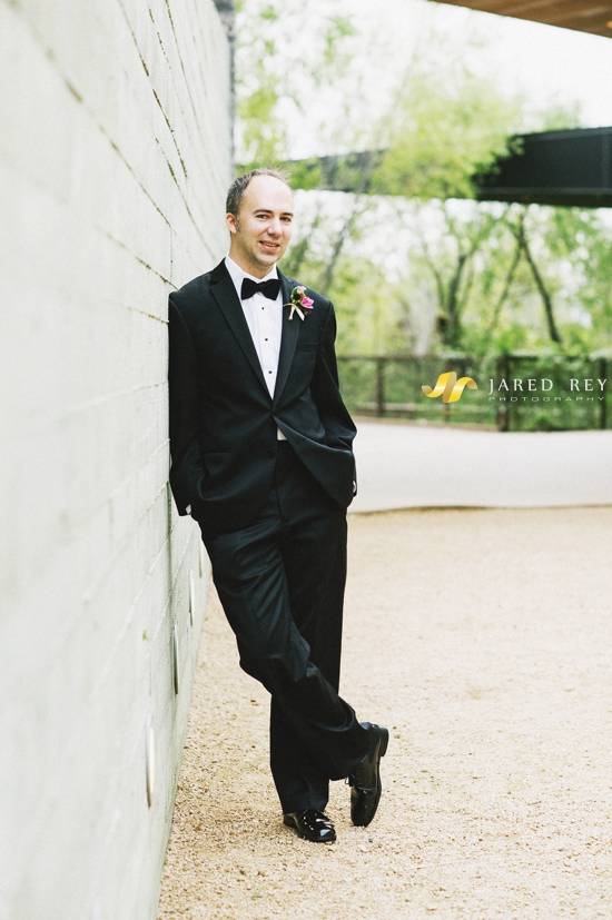 Justin and Stephanie Earl Married at the Trinity River Audubon Center in Dallas (29)
