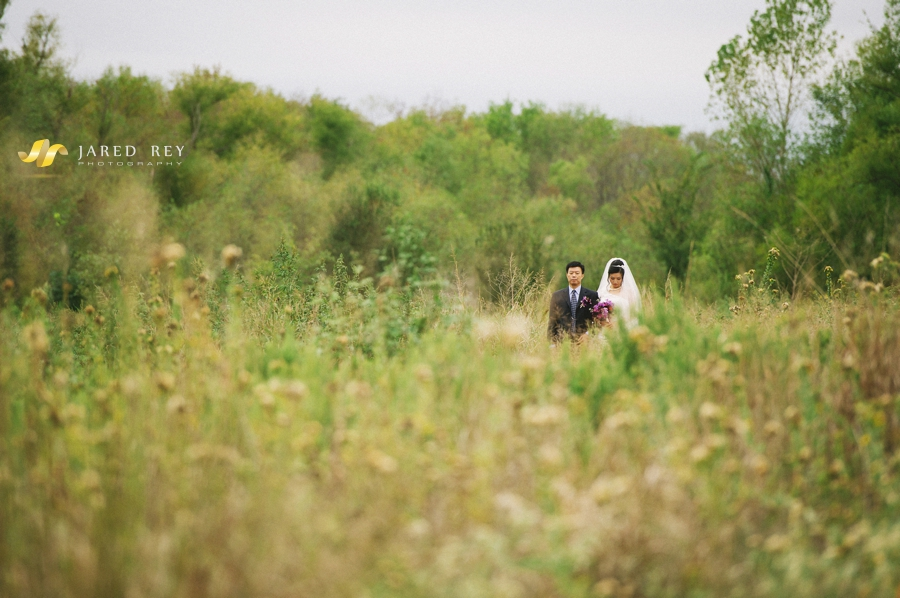 Justin and Stephanie Earl Married at the Trinity River Audubon Center in Dallas (24)