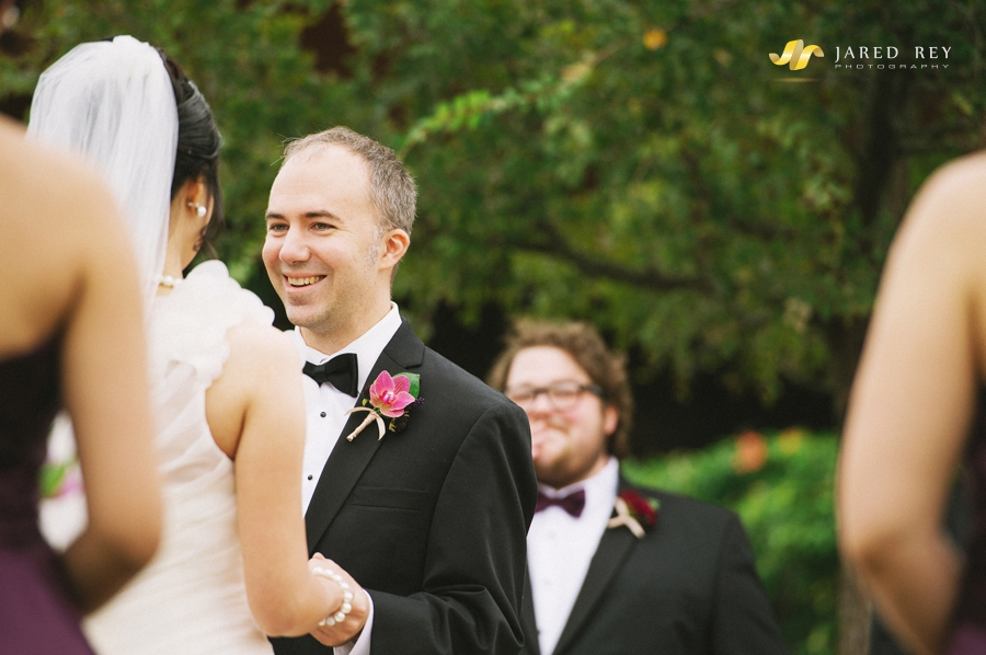 Justin and Stephanie Earl Married at the Trinity River Audubon Center in Dallas (12)