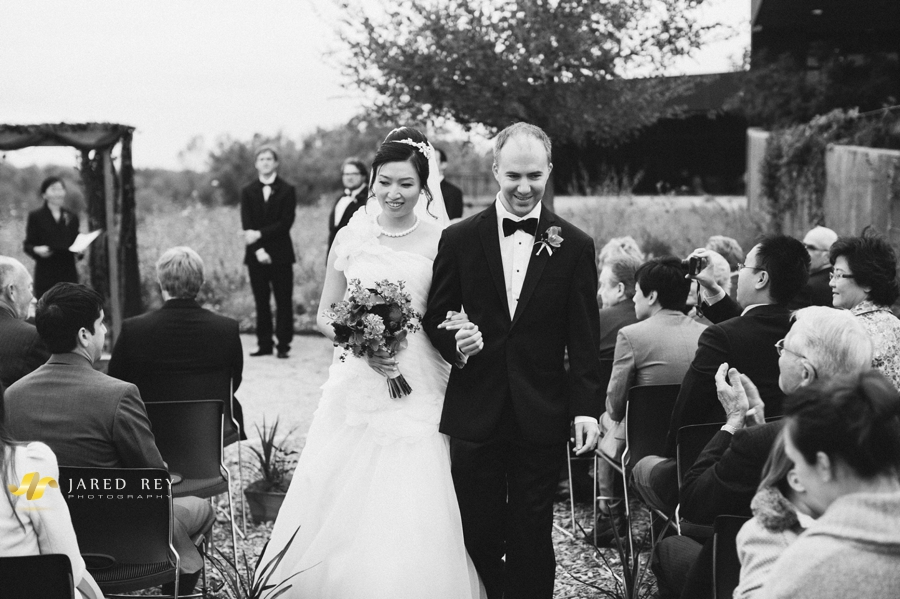Justin and Stephanie Earl Married at the Trinity River Audubon Center in Dallas (6)