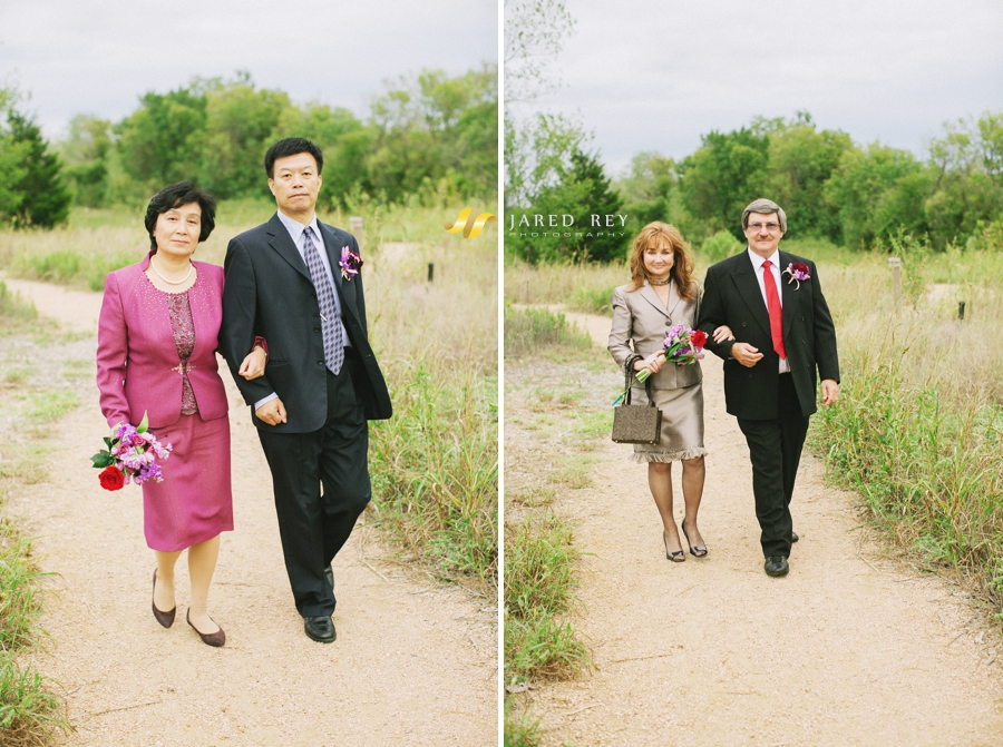 Justin and Stephanie Earl Married at the Trinity River Audubon Center in Dallas (2)
