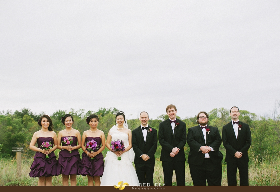 Justin and Stephanie Earl Married at the Trinity River Audubon Center in Dallas (21)