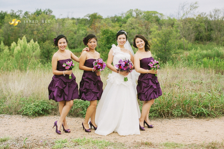 Justin and Stephanie Earl Married at the Trinity River Audubon Center in Dallas (19)