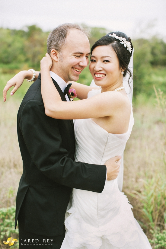 Justin and Stephanie Earl Married at the Trinity River Audubon Center in Dallas (9)