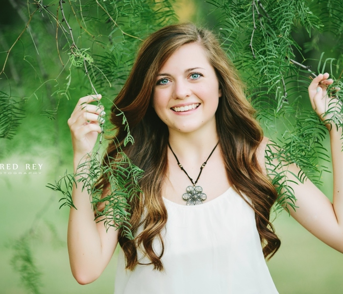 Meet Senior Spokesmodel Katelyn Elledge